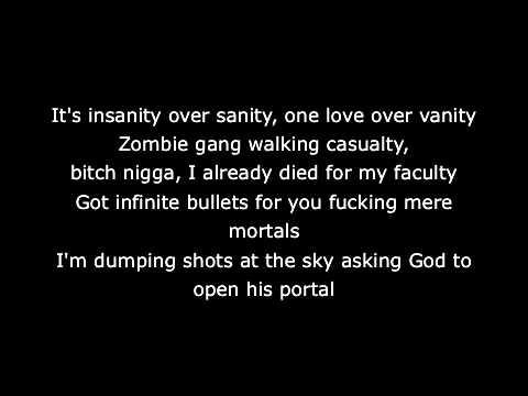 Flatbush Zombies - Belly [Lyrics Video]