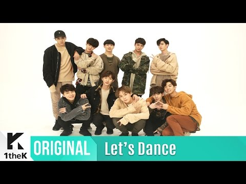 Let's Dance: PENTAGON(펜타곤)_Your Eye Candies, Ten Gorilla Boys of PENTAGON!_ Gorilla(고릴라)