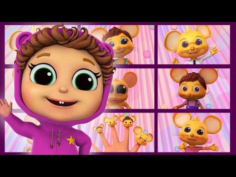 Baby Joy Joy Finger Family Song! | Finger Family Songs