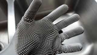 Kitchen Scrubbing Gloves of the Future?