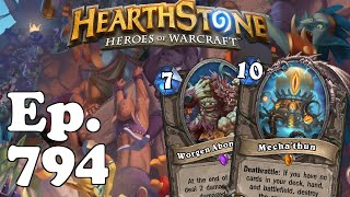 Hearthstone Funny Moments Ep. 794