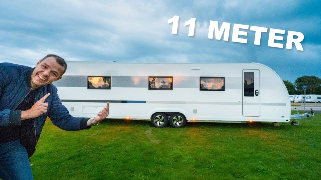 Adria Alpina 903 HT 2021: Adrias Største Campingvogn