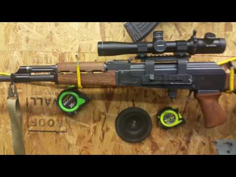 Yugo M76 part 5 Range Day by texas gun smith