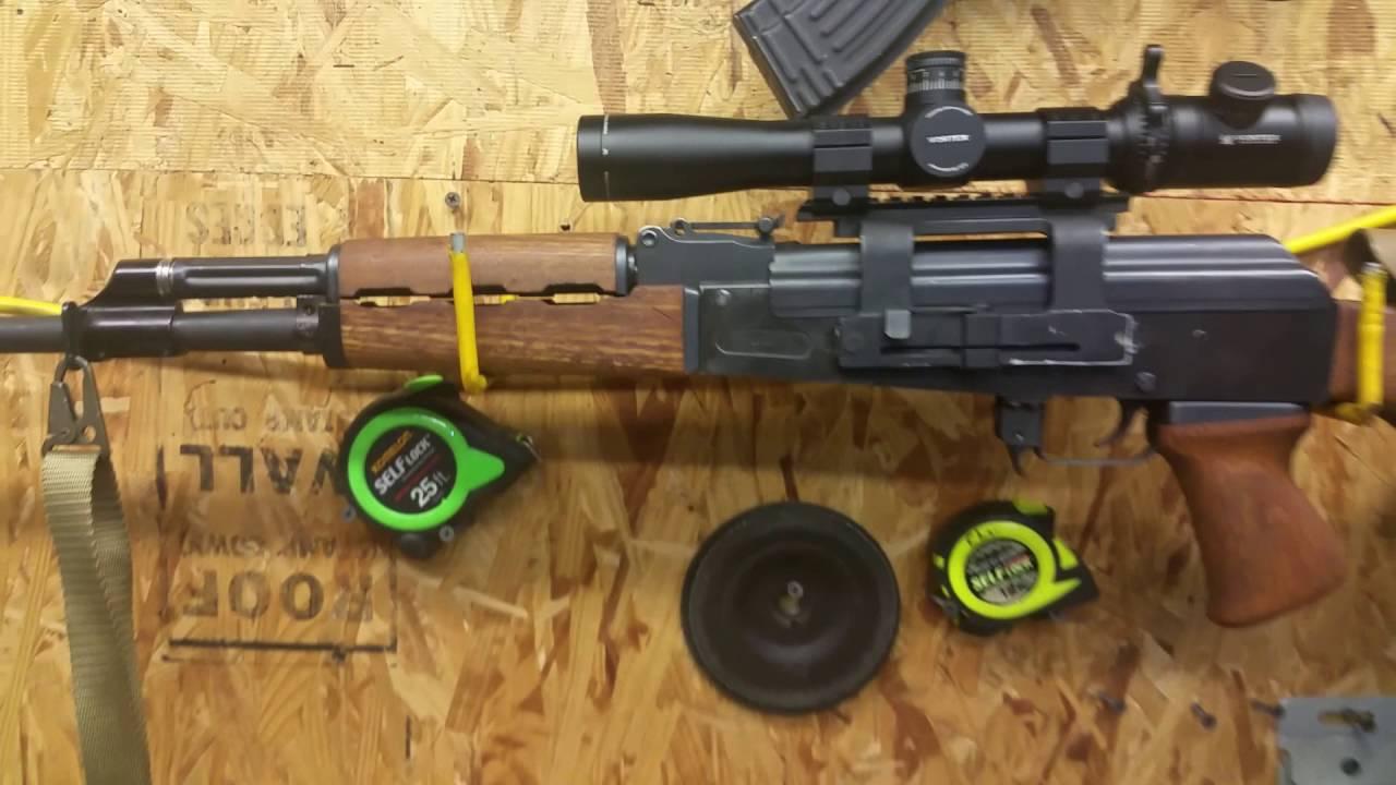 Yugo M76 part 5 Range Day