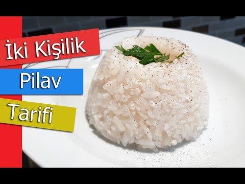 2 Kişilik Pirinç Pilavı Tarifi  Tane Tane