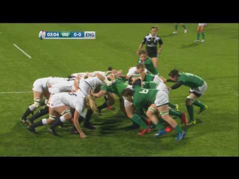 Ireland Women 7-34 England Women | Women's Six Nations