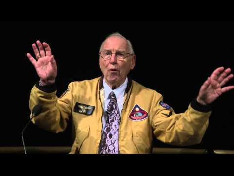 Flight Jacket Night Lecture with Jim Lovell