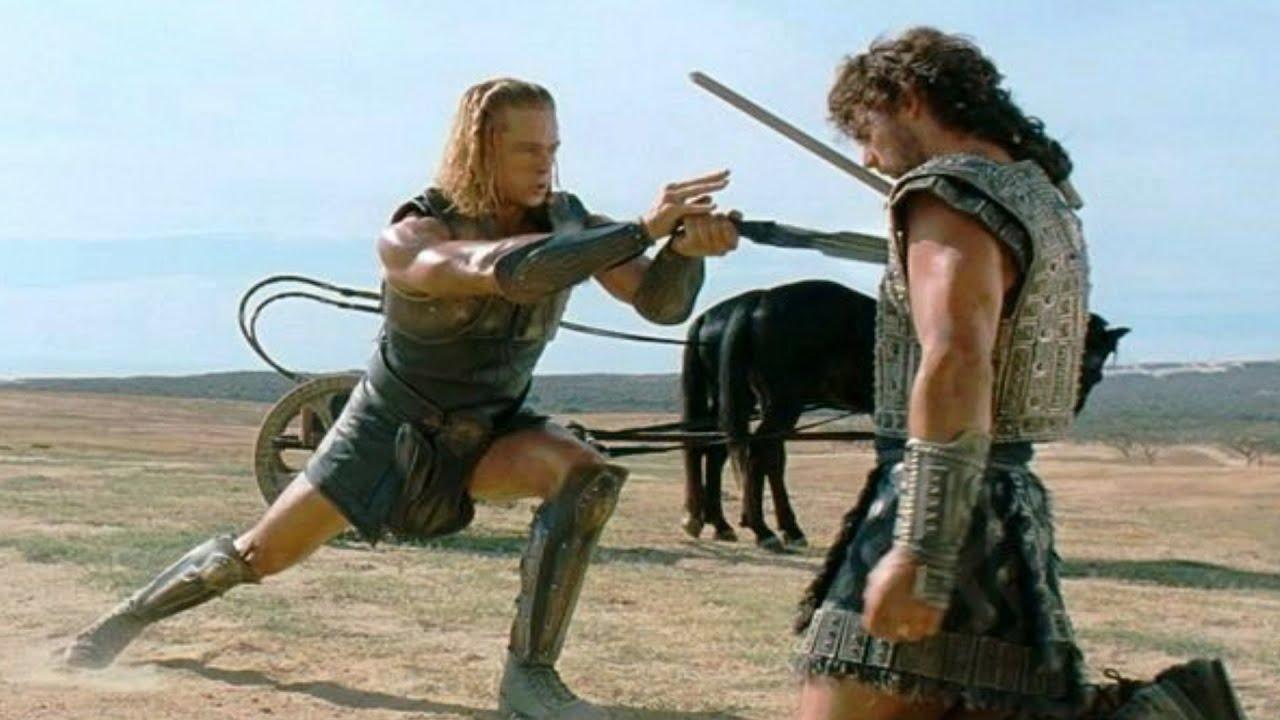 Troy (2004) Film Explained in Hindi/Urdu | Trojan vs. Sparta for Victory Summarized हिन्दी