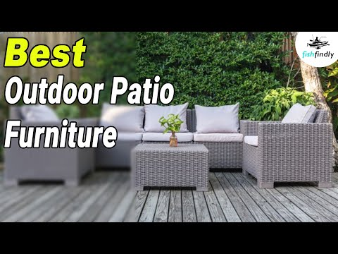 Best Outdoor Patio Furniture In 2020 – Top Rated Outdoor Furniture!