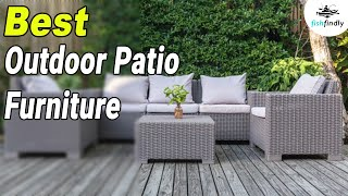 Best Outdoor Patio Furniture In 2020 – Top Rated Outdoor Furniture!