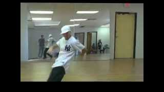 "Albuquerque Hip Hop Dance Teacher Brandon ""Bamm"" Roberts"