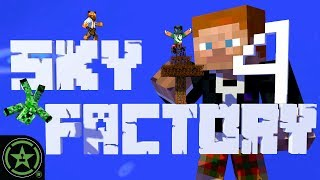 Start from Nothing - Sky Factory 4 (Part 1) | Let's Play