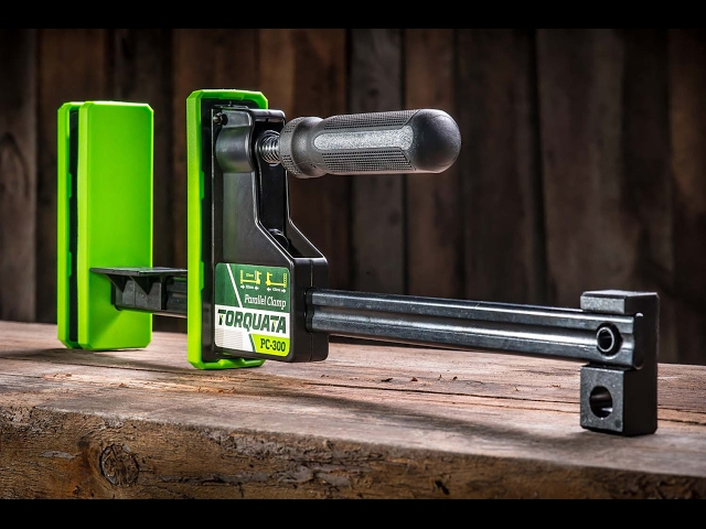 The Happy Clamper - Using Parallel Clamps