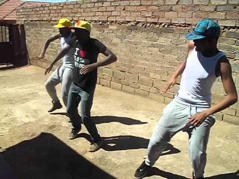 Soweto's Finest doing the Sushi Dance.AVI
