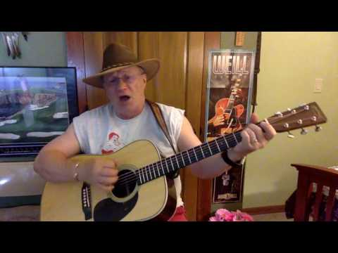 268b -  Seminole Wind -  John Anderson cover -  Vocal  - Acoustic guitar & chords