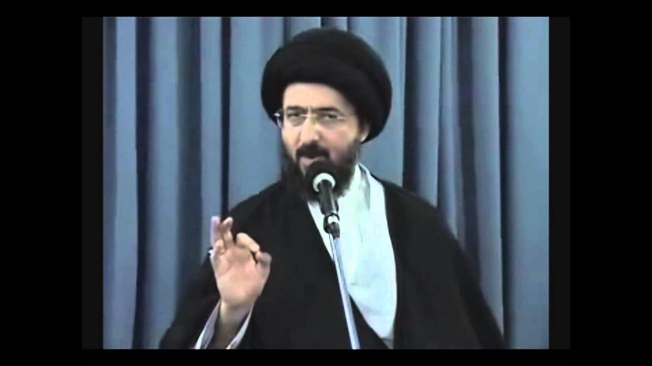 القرآن يقول تحتاجون إلى وسيط .. محمد رضا الشيرازي !!!!