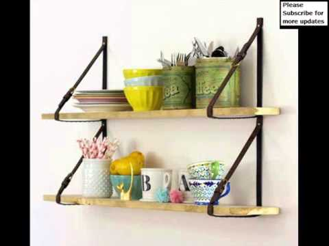 Diy Kitchen Shelving Ideas