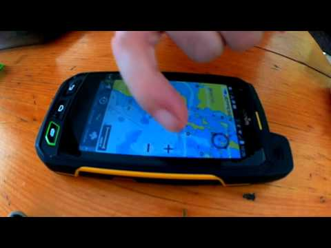 Review, Marine Navigation app for Android, Plan2Nav