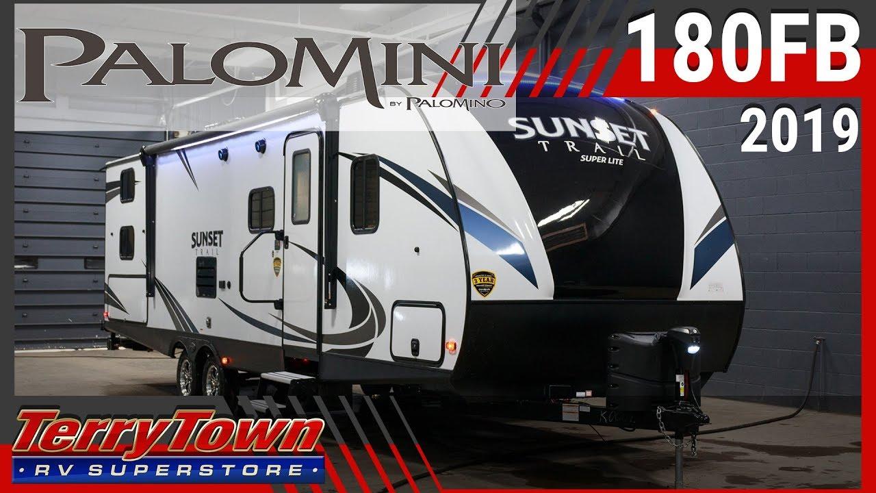 2019 Palomino PaloMini 180FB Travel Trailer For Sale Terry Town RV