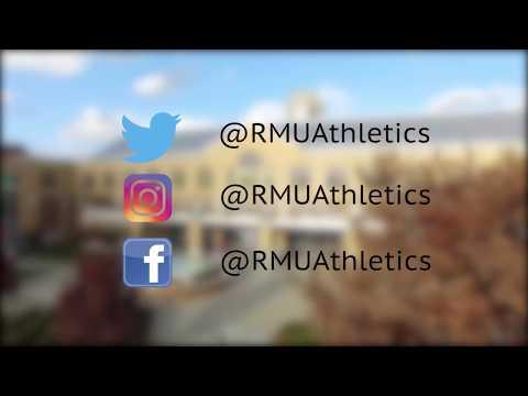 RMU Athletics - Social Media Commercial