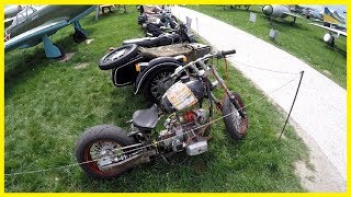 Best Classic and Rare Motorcycles and Motorbikes 2018. Old Car Land. Motorcycle Show 2018
