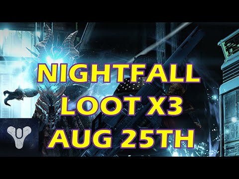 weekly nightfall strike no matchmaking