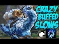 YMIR BUFFED! STACKING SLOWS WITH GEM = NO ESCAPE! - GrandMasters Ranked Duel - SMITE