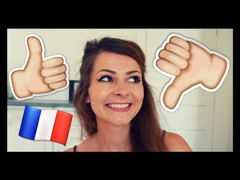 LIFE IN PARIS! 5 expectations vs. reality 🇨🇵✈ (French subtitles)