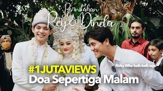 Dari Taaruf Menuju Pelaminan Pernikahan Rey Mbayang Dan Dinda Hauw Full MP3