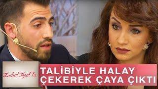 Zuhal Topal'la 152. Bölüm (HD) | Hilal Talibiyle Birlikte Stüdyodan Öyle Bir Çıktı ki... 2017 Video