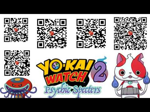 Repeat Yo Kai Watch 2 Red Coin Qr Codes Yo Kai Watch Qr Codes By