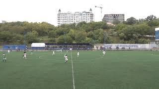 ДЮСШ 11 - Черноморец 2004 (Одесса) 1:2 ФК Ворскла 2004 (Полтава) 1 тайм