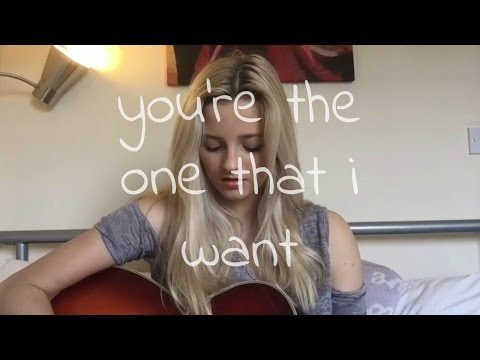 You're The One That I Want - Grease (Hollie Thubron Cover)