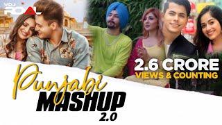 Punjabi Mashup 2 | Dj Hitesh | VDj Royal | New 2021 Punjabi Love Mashup