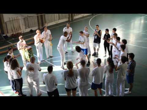 Капуера - Повеќе од спорт / Capoeira - More then a sport, Capoeira Skopje / Mestre Pulmao