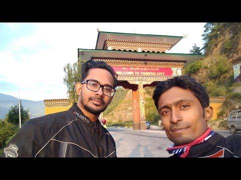 Motorcycle Trip To Bhutan - Trailer | Bhutan The Land Of The Thunder Dragon