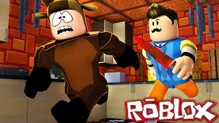 HELLO NEIGHBOR MULTIPLAYER IN ROBLOX! (Roblox Hello Neighbor)