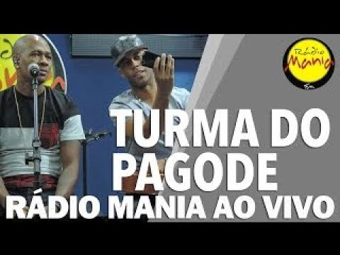 🔴 Radio Mania - Turma do Pagode - Lancinho