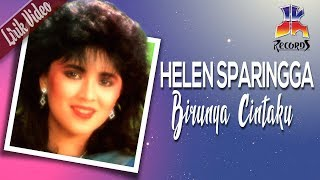 Gambar cover Helen Sparingga - Birunya Cintaku (Official Lyric Video)