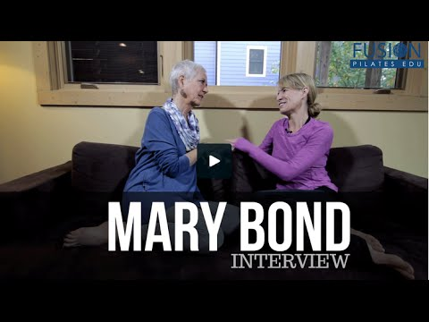 An Interview with Mary Bond, Author of The New Rules of Posture