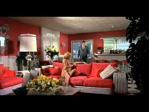 Eleanor Parker & David Janssen -- WARNING SHOT (Buzz Kulik, 1967)