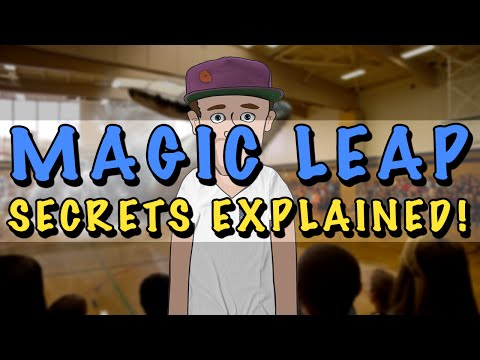 Magic Leap - The Top Secret Mixed Reality Startup Explained