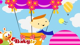 Kijk Playtime - Heteluchtballonnen filmpje
