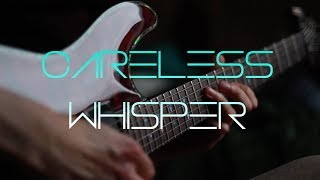 George Michael - Careless Whisper (Instrumental) Guitar cover by Robert Uludag/Commander Fordo