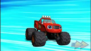 Blaze and the Monster Machines Get Ready to Roll Kids Game