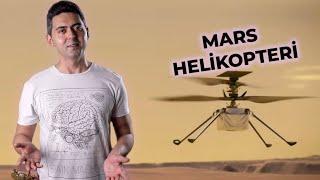 Mars 2020 Projesi & Mars Helikopteri