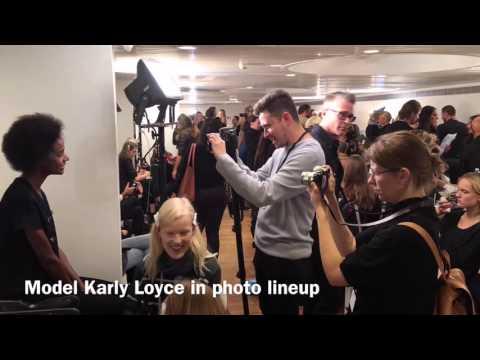 Paris Fashion Diary Backstage with Giambattista Valli and M.A.C Cosmetics