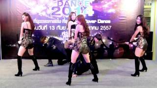 140920 Deli Project cover KPOP - Too Late (Co-Ed School) @Pantip Cover Dance 2014 (Audition)