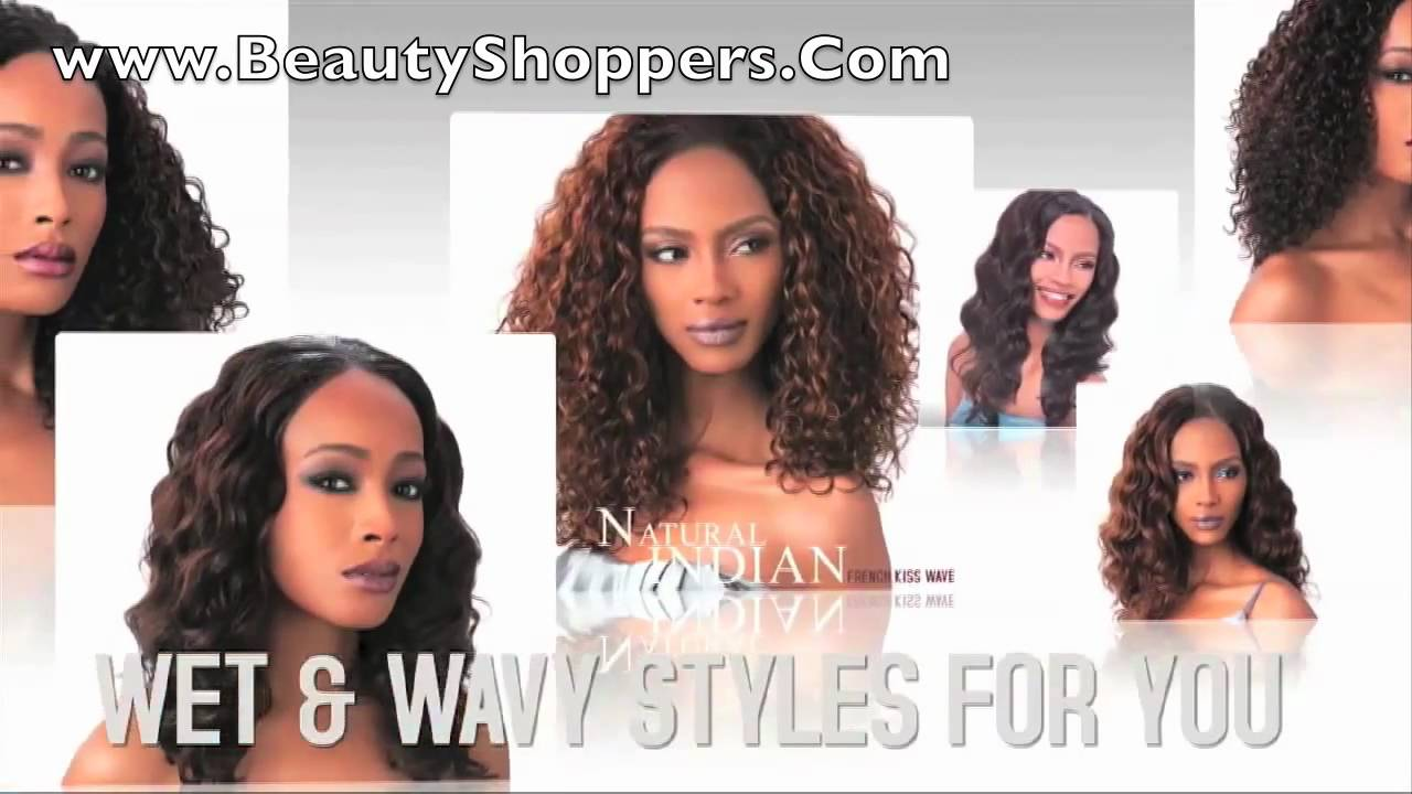 Outre natural indian wet wavy weaving hair youtube pmusecretfo Images