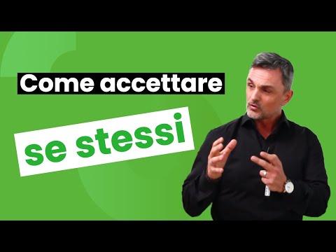 Perché è fondamentale accettare se stessi e come fare | Filippo Ongaro